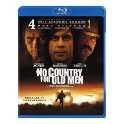 NO COUNTRY FOR OLD MEN BRD