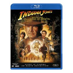 INDIANA JONES 4 ROYAUME BRD 2 DISCS - BRD