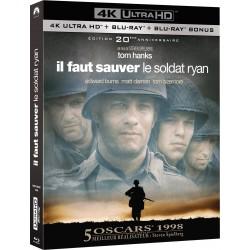IL FAUT SAUVER LE SOLDAT RYAN 4KUHD + BRD