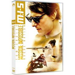 MISSION IMPOSSIBLE V ROGUE NATION
