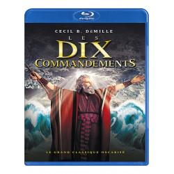 LES DIX COMMANDEMENTS BRD COL - BRD