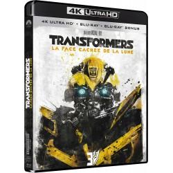 TRANSFORMERS 3 FACE CACHEE 4K UHD + BRD + BON