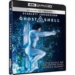 GHOST IN THE SHELL 4K + BRD