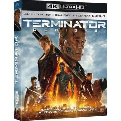 TERMINATOR GENISYS 4K UHD + BRD + BONUS DISC