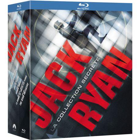 JACK RYAN BRD COF 5 DISCS - BRD