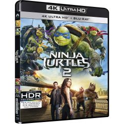 NINJA TURTLES 2 BRD 4K