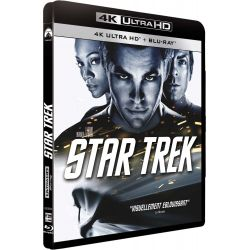 STAR TREK (2009) BRD 4K
