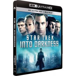 STAR TREK INTO DARKNESS BRD 4K