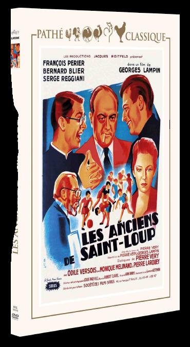 ANCIENS DE SAINT-LOUP (LES)