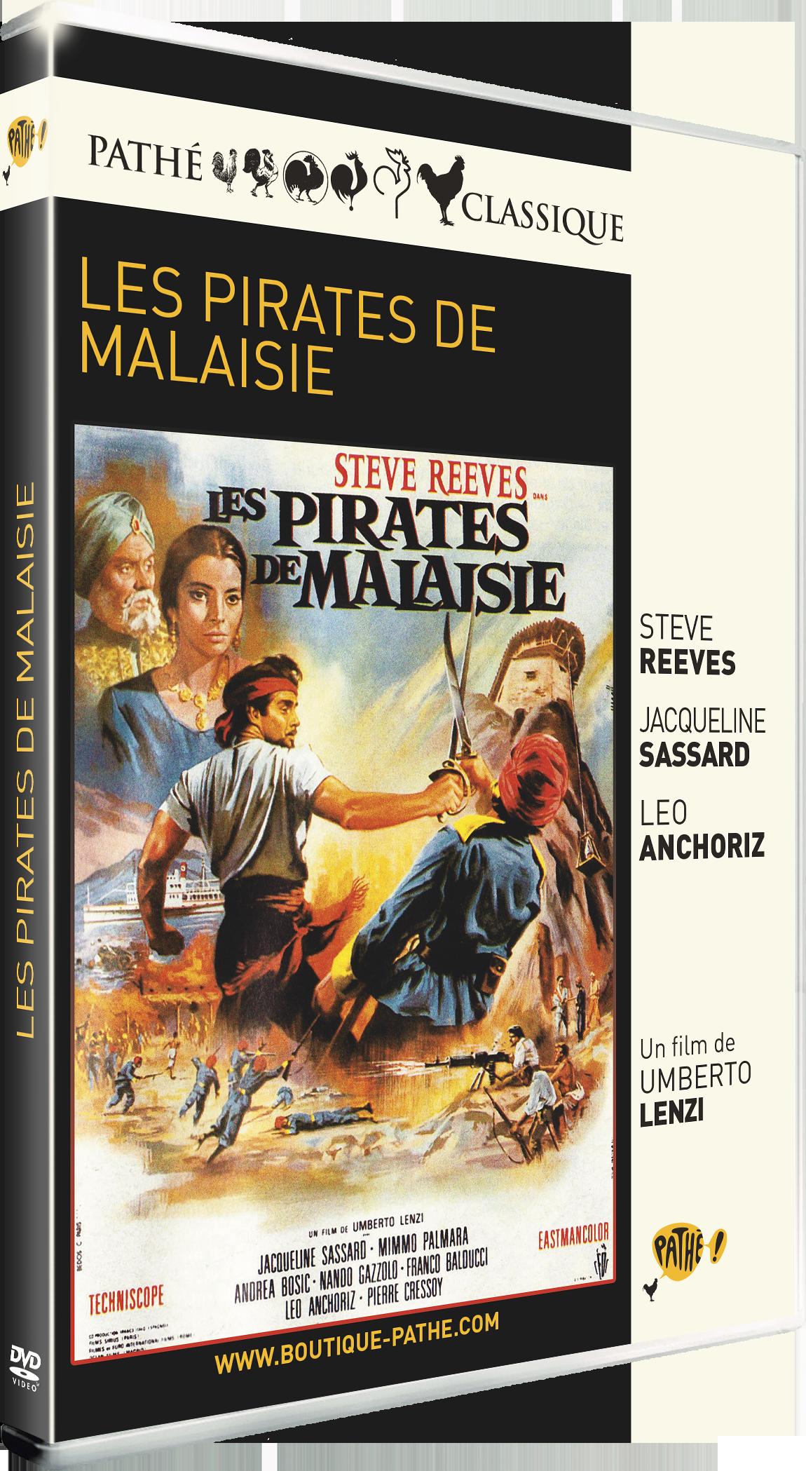 PIRATES DE MALAISIE (LES)