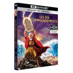 LES DIX COMMANDEMENTS - 4K
