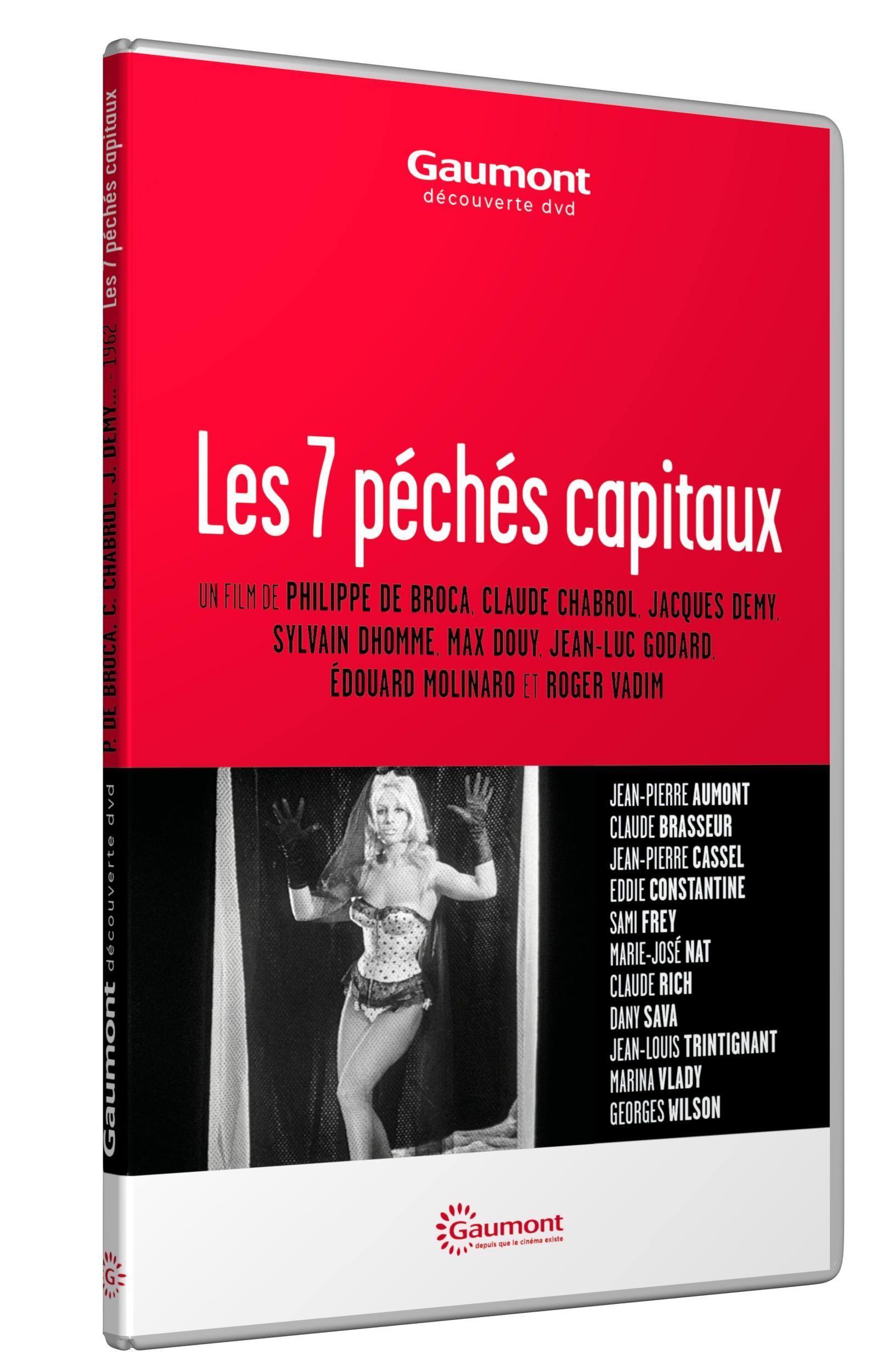 LES 7 PECHES CAPITAUX
