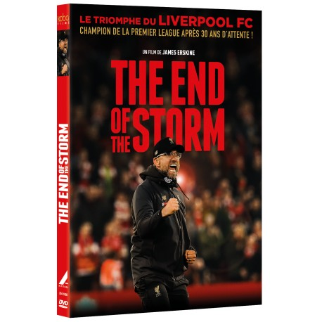 THE END OF THE STORM (DVD)