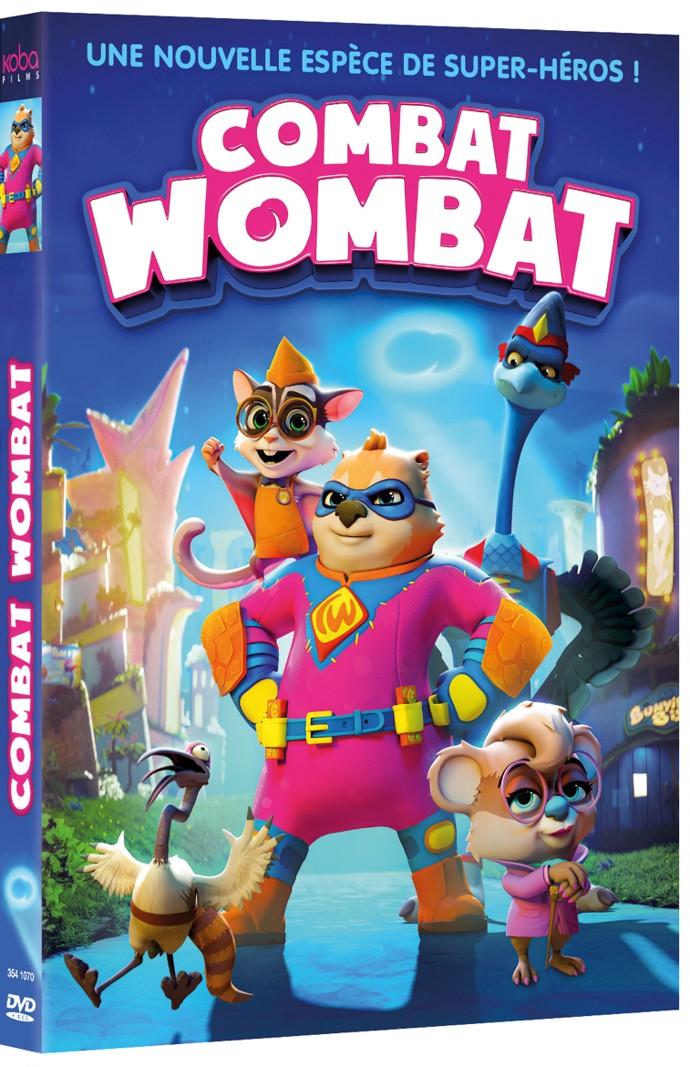 COMBAT WOMBAT (DVD)