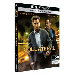COLLATERAL - UHD 4K + BLU-RAY