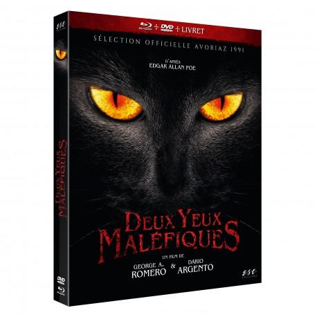 DEUX YEUX MALEFIQUES - DVD + BRD