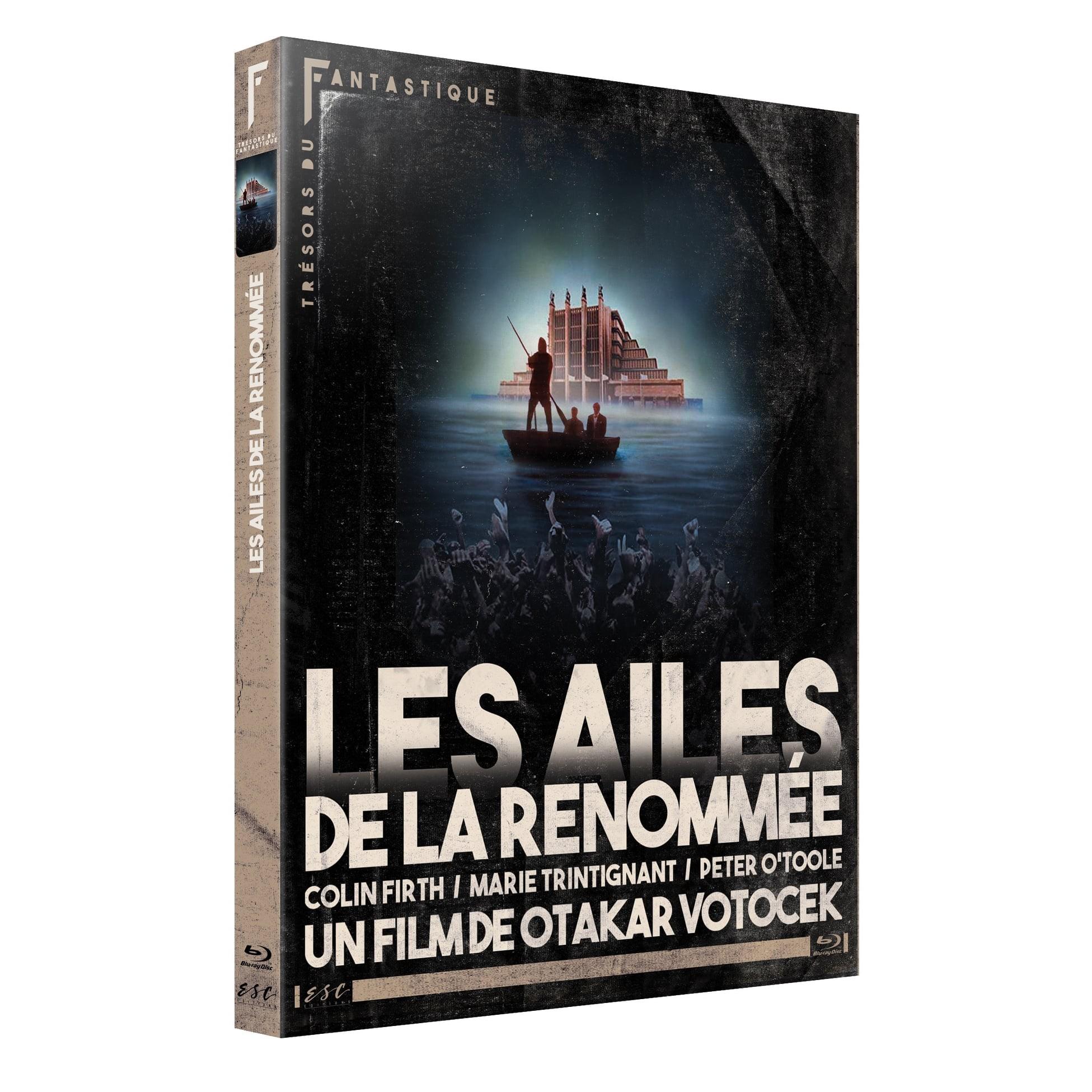 LES AILES DE LA RENOMMEE - BRD