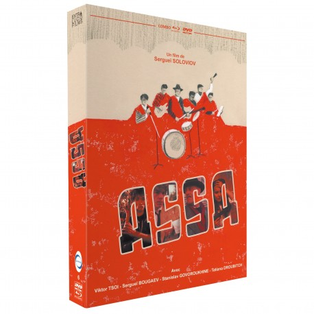 ASSA - DVD + BRD