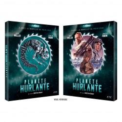 PLANETE HURLANTE - DVD + BRD