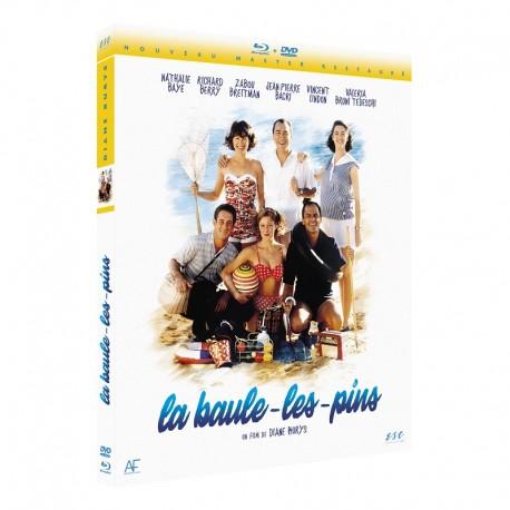 LA BAULE LES PINS - DVD + BRD