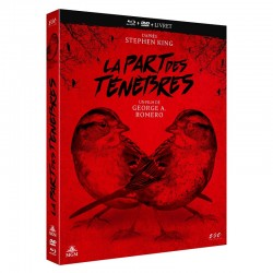 LA PART DES TENEBRES (THE DARK HALF) - DVD + BRD
