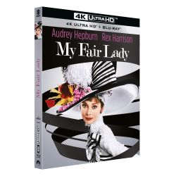 MY FAIR LADY - UHD 4K + BLU-RAY