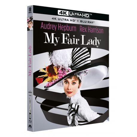 MY FAIR LADY - UHD 4K + BLU-RAY