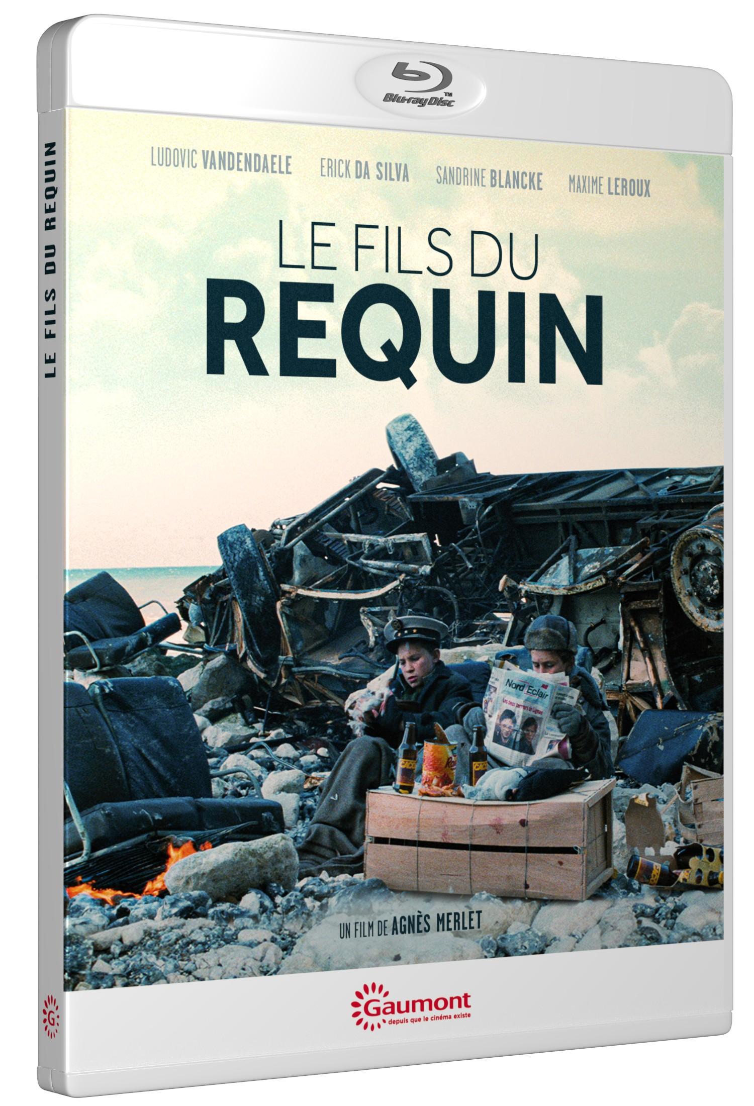 LE FILS DU REQUIN - GDBD - BRD