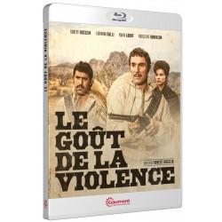 LE GOUT DE LA VIOLENCE - GDBD - BRD