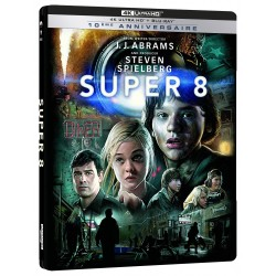 SUPER 8 - UHD 4K + BLU- RAY