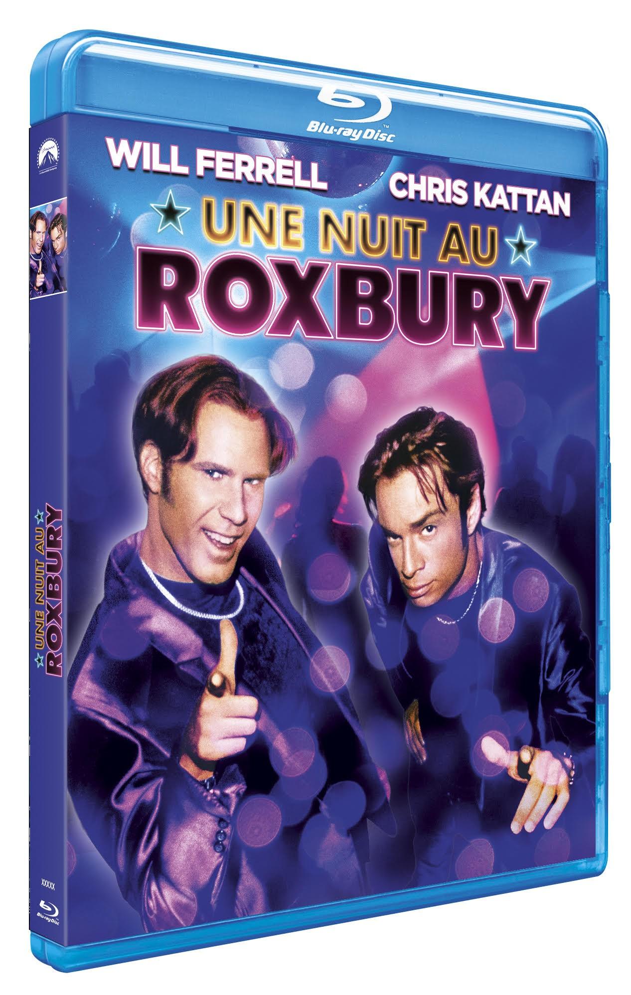 UNE NUIT AU ROXBURY - BRD