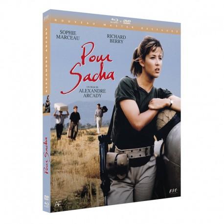 POUR SACHA - DVD + BRD