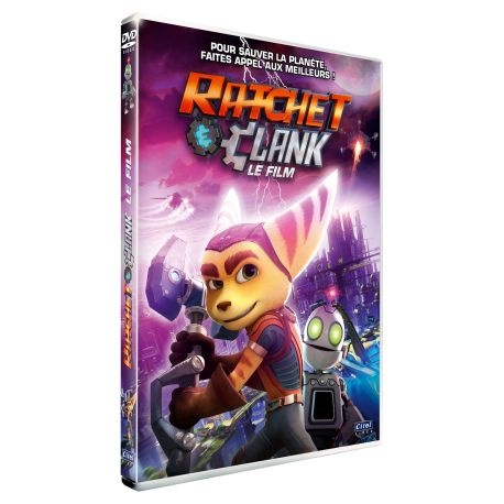 RATCHET AND CLANK LE FILM