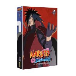 NARUTO EDITION NINJA COFFRET 8 - 10 DVD