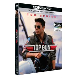 TOP GUN  - EDITION UHD 4K + BLU-RAY