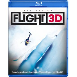 THE ART OF FLIGHT 3D - BRD