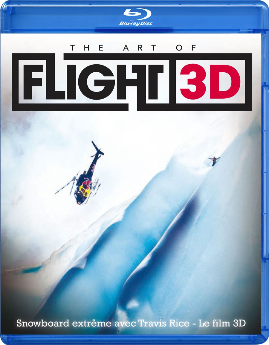 THE ART OF FLIGHT 3D