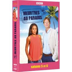 MEURTRES AU PARADIS SAISONS 5 & 6 (6 DVD)