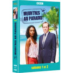 MEURTRES AU PARADIS SAISONS 1 & 2 (6 DVD)