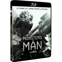 MONSTERS OF MAN - BRD