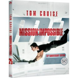 MISSION  IMPOSSIBLE - 25EME ANNIVERSAIRE - BRD