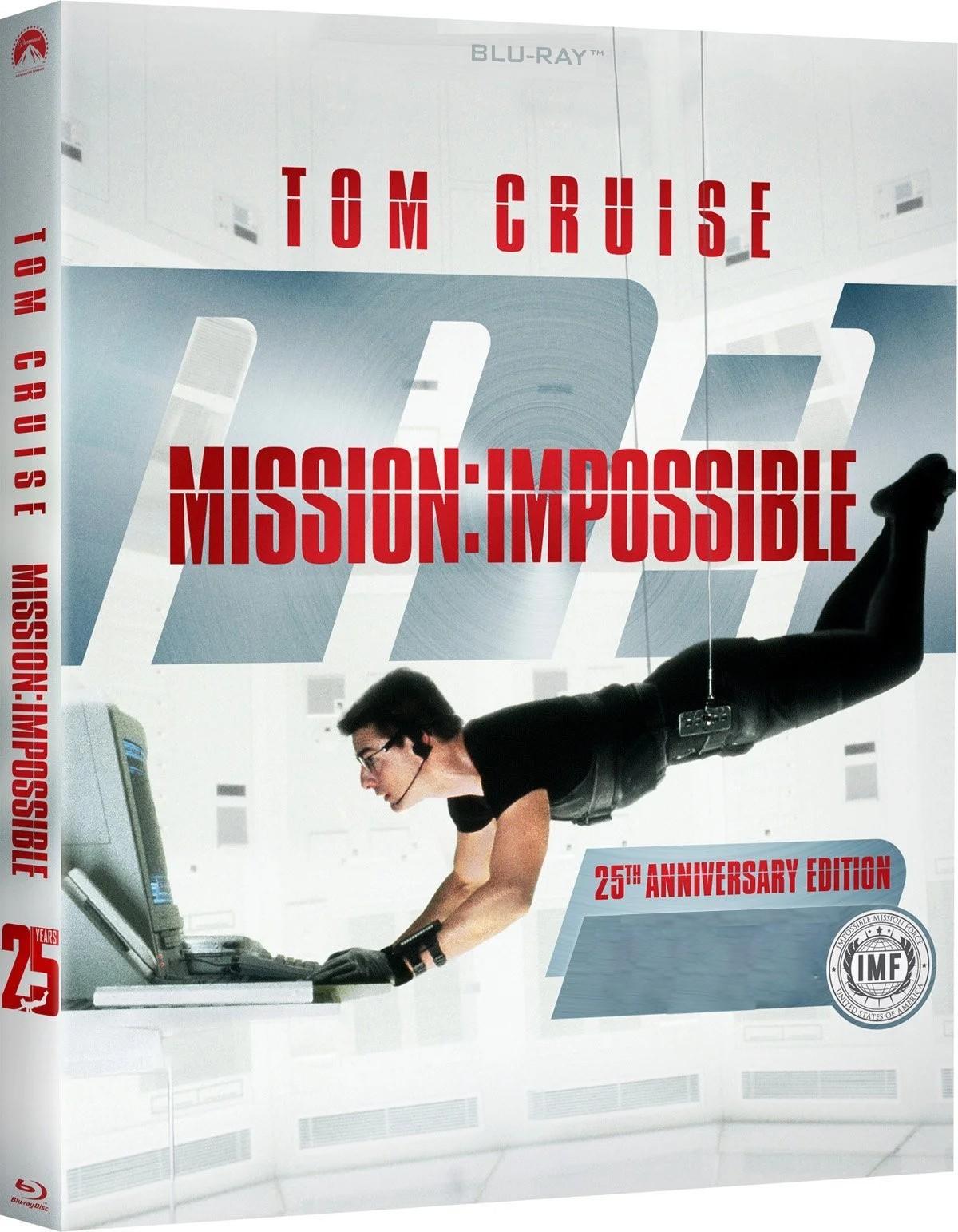 MISSION  IMPOSSIBLE - 25EME ANNIVERSAIRE - BRD