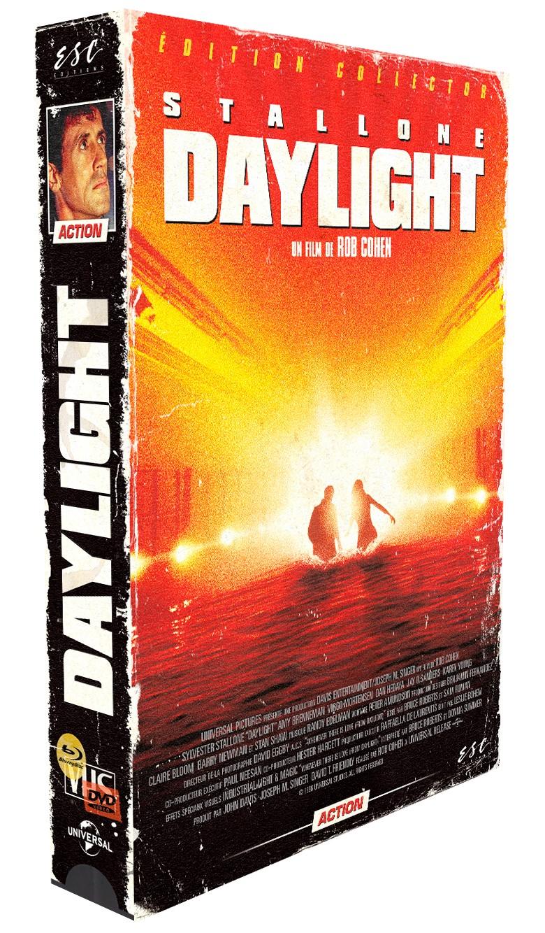 DAYLIGHT - ÉDITION COLLECTOR LIMITÉE BOITIER VHS