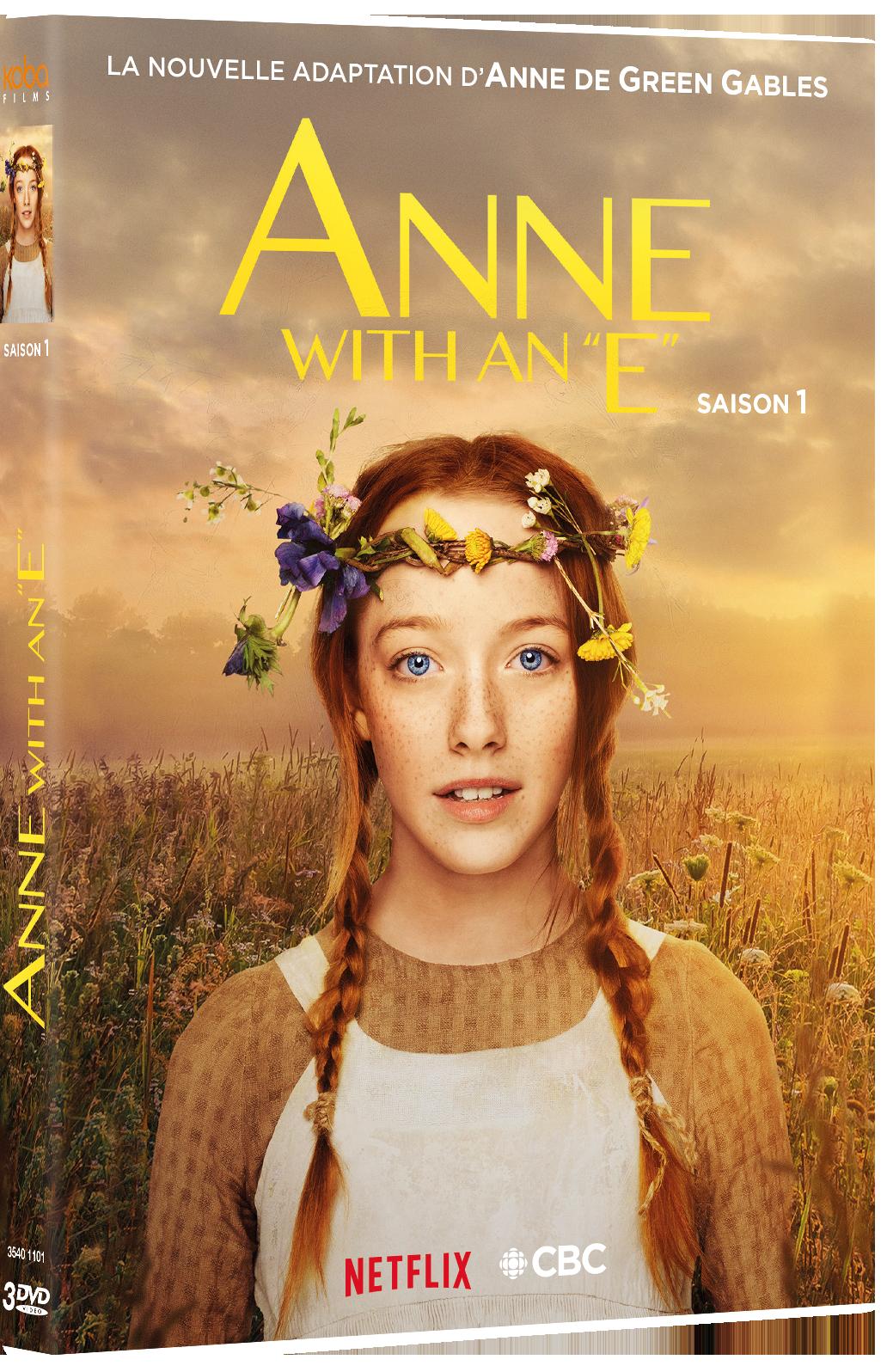 """ANNE WITH AN """"E"""" - SAISON 1"""