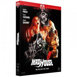 MADHOUSE (1974) - DVD + BRD