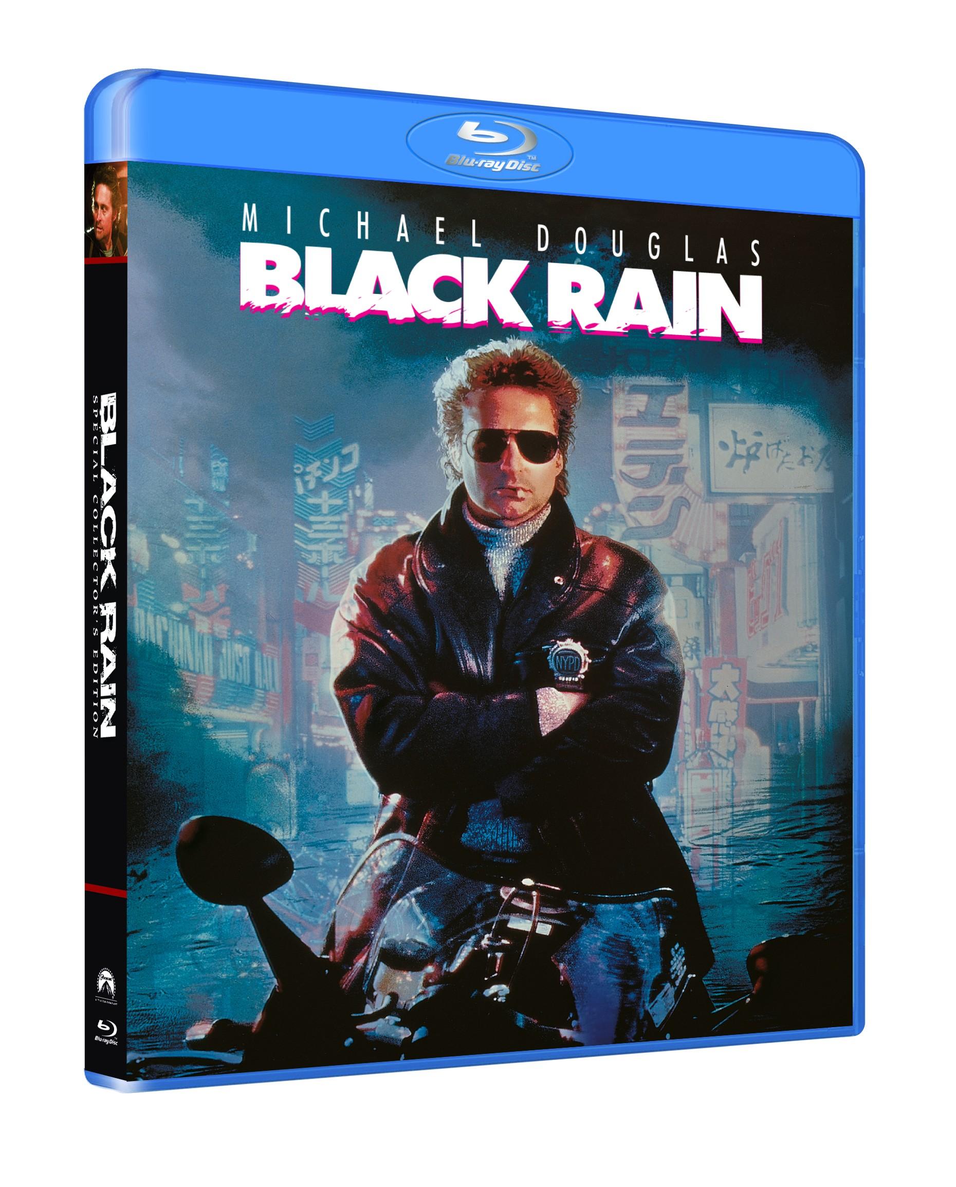 BLACK RAIN - BRD