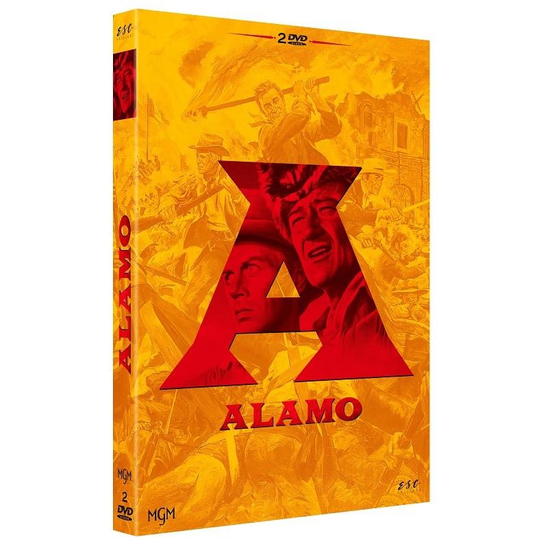 ALAMO - 2 DVD