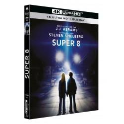 SUPER 8 - UHD 4K + BLU-RAY