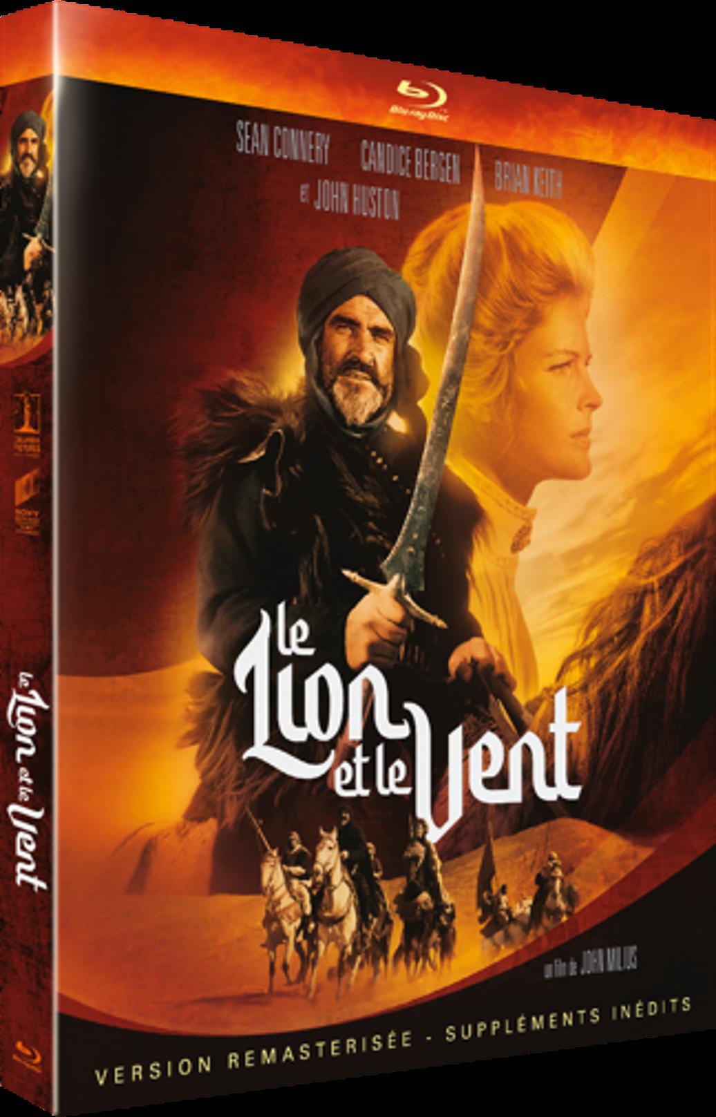LE LION ET LE VENT - BRD