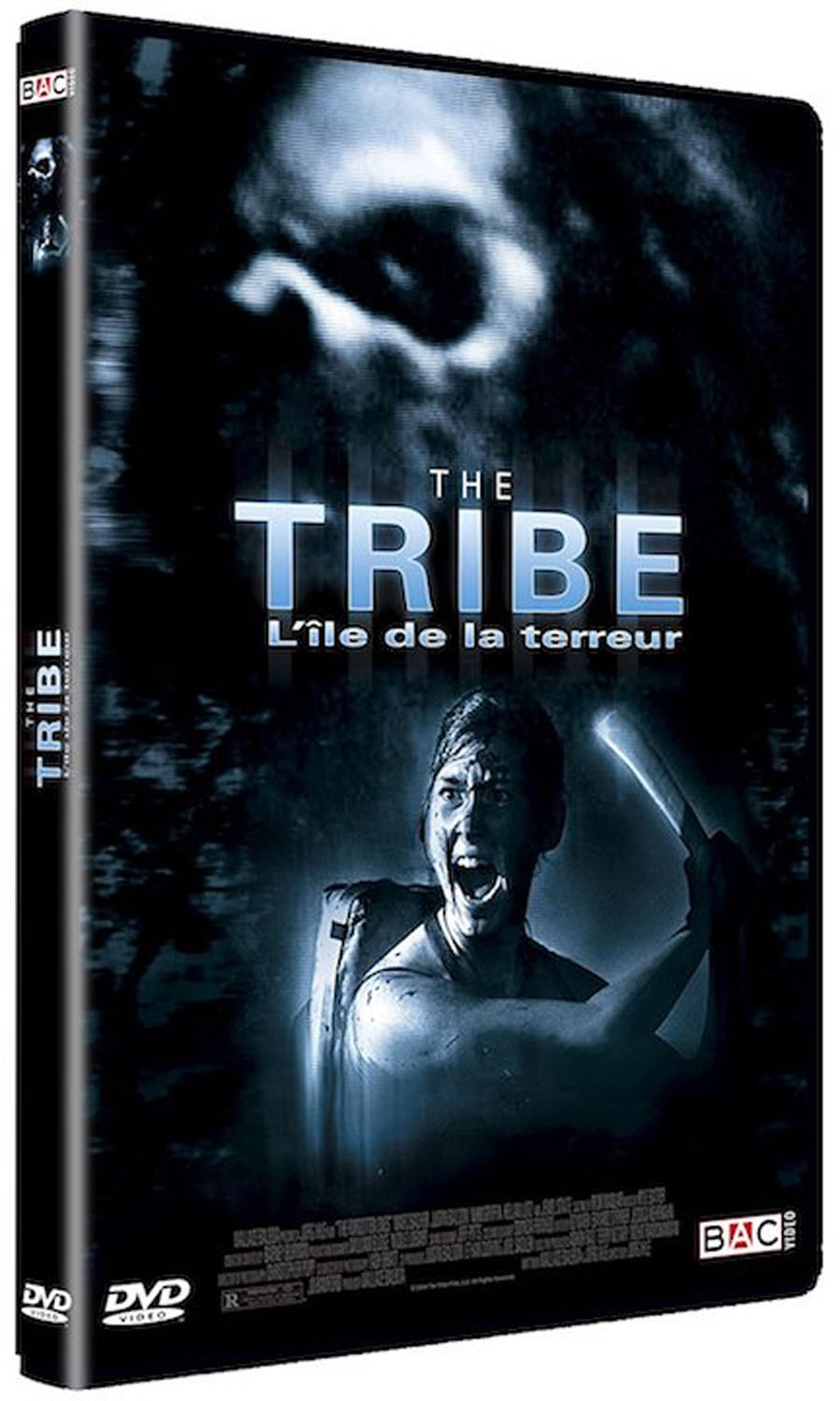 THE TRIBE - L'ILE DE LA TERREUR
